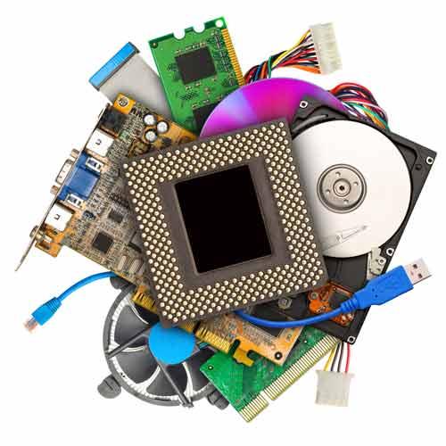 Venta de hardware y equipos de comunicaciones