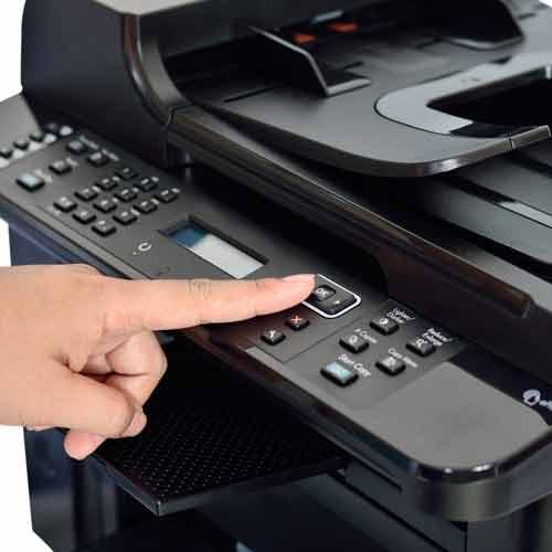 Venta de impresoras y equipo informático