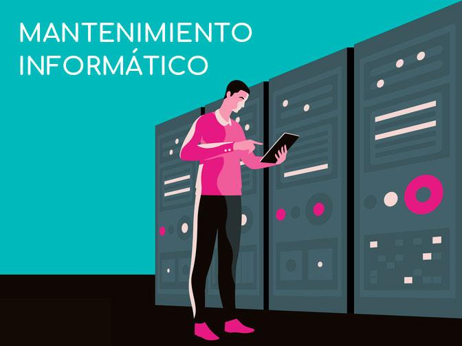 mantenimiento informatico Alcorcon
